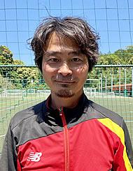有坂 哲 コーチ