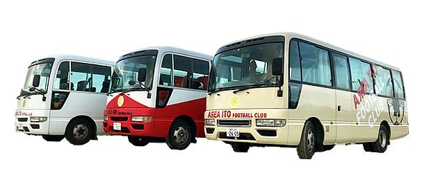 いとドラ送迎バス