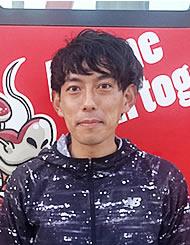 鶴田 研人 コーチ